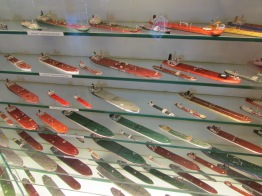 Container ship models